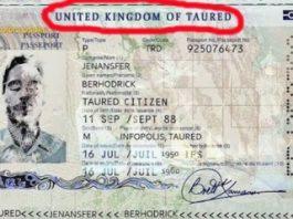 Povestea enigmatică a bărbatului care e posibil să fi venit dintr-o dimensiune paralelă... el a aterizat în aeroportul din Tokyo venind dintr-o ţară necunoscută, numită Taured!?