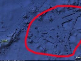 Wow... ce s-a descoperit pe fundul Oceanului Pacific, în apropiere de Costa Rica: o structură misterioasă care seamănă cu un aeroport modern! Cine a construit aşa ceva în vechime?