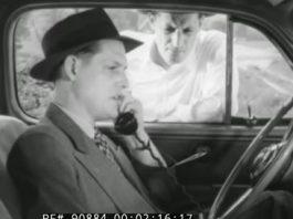 Prin anii 1940, în SUA se putea vorbi în maşină prin telefonie mobilă! Urmăriţi un videoclip incredibil...