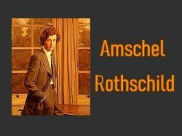 Moartea misterioasă a lui Amschel Rothschild, şeful imperiului financiar Rothschild din Anglia: mass-media a vorbit foarte puţin despre ea! Are vreo legătură cu China?