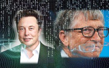 Bogaţii lumii au idei nebuneşti: după ce Bill Gates vrea să injecteze praf în atmosfera Pământului, Elon Musk anunţă că doreşte să implanteze un cip în creierul uman, pentru a nu mai vorbi cu limba...