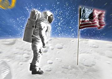 Un fost angajat NASA face următoarea dezvăluire: ce se află ascuns pe Lună e năucitor! De asta au fost manipulate fotografiile arătate publicului...