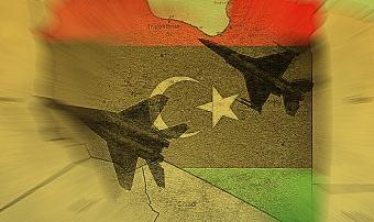 Un fum mocnit de război? Armata SUA acuză Rusia că şi-a trimis avioane de luptă în Libia