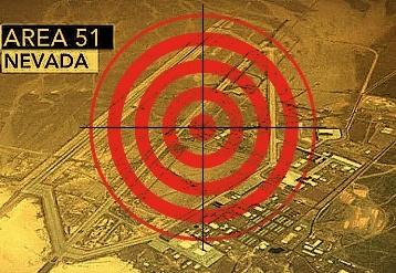 """Cel mai puternic cutremur din ultimii 66 de ani s-a produs în Nevada (SUA). În regiune se găseşte şi celebra """"Zonă 51"""" - o arie secretă a Armatei Americane, unde s-ar putea face experimente cu OZN-uri şi extratereştri"""