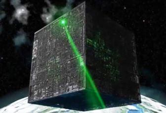 Un cub negru gigantic a fost văzut în faţa Lunii - susţine un astronom amator. Ce secrete ni se ascund?