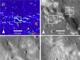 Cercetătorii spun că Luna nu este moartă, ci chiar foarte activă, acolo producându-se frecvent cutremure. Conspiraţioniştii cred că aceste cutremure sunt, de fapt, efectul unor explozii nucleare secrete efectuate pe Lună