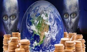 Datoriile globale ale guvernelor au trecut de astronomica sumă de 77 de trilioane de dolari! Entităţi din afara Terrei deţin această datorie?