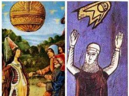 Răpiri extraterestre din Franţa de acum 1.200 de ani, de pe timpul regelui Charlemagne - evocate în 2 cronici