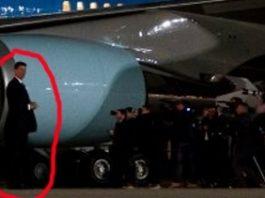 O, Dumnezeule, bodyguard-ul preşedintelui Trump pare a fi un gigant de 2,5 metri!