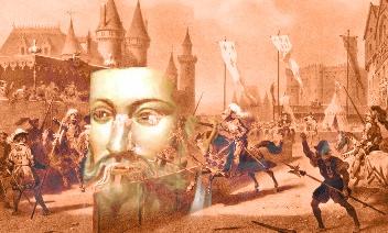 Moartea regelui francez Henric al II-lea a fost prevestită uluitor de profetul Nostradamus