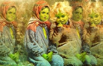 Trăiesc oameni cu pielea verde în interiorul Pământului? O poveste stranie din Anglia secolului 12 şi legătura misterioasă cu zeul-extraterestru Osiris