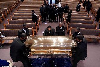 """Editorial: Înmormântarea unui """"erou"""" într-un sicriu aurit - ce se întâmplă cu lumea aceasta nebună şi ipocrită?"""
