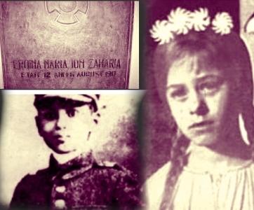 Povestea extraordinară a Măriucăi Zaharia, fetiţa de 12 ani care a devenit eroină naţională... Să n-o uităm niciodată!