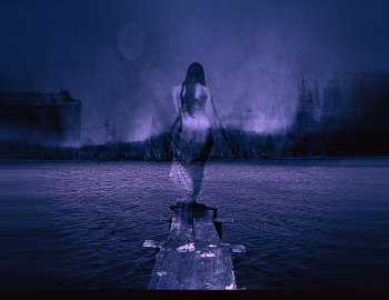 O legendă urbană terifiantă: femeia din lacul Stow din San Francisco