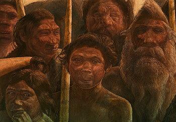 Nouă specii umane au umblat odată pe Pământ. Acum există doar o singură specie. Le-am ucis noi pe restul?