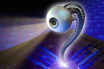 Cercetătorii au realizat un ochi artificial incredibil, care ar putea depăşi ochiul uman! Wow, ce realizare...