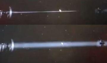"""Staţia Spaţială Internaţională a surprins un aşa-zis """"război cu lasere"""" în spaţiul cosmic, pe 17 iunie 2020. Care e explicaţia?"""