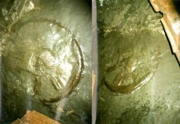 O roată fosilizată de circa 300 de milioane vechime a fost găsită într-o mină din Ucraina. Încă o lovitură dată istoriei oficiale a Pământului...