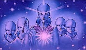 """Dezvăluire a """"Cărţii Urantiei"""": o specie extraterestră din galaxia Andromeda ar fi venit pe Terra în anii '40-'50, pentru ca omenirea să nu se joace cu folosirea armelor nucleare"""