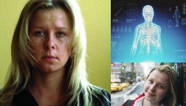 Incredibila femeie cu ochi cu raze X - ea poate vedea în interiorul trupului omenesc. Cum se poate explica aşa ceva?