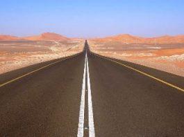 Un drum asfaltat de sute de ani vechime (sau de mii de ani) a fost descoperit în SUA! Pentru că nu există nicio explicaţie raţională, descoperirea a fost ignorată...