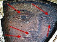 Icoana Maicii Domnului cu 3 ochi şi 2 guri… Minune divină?