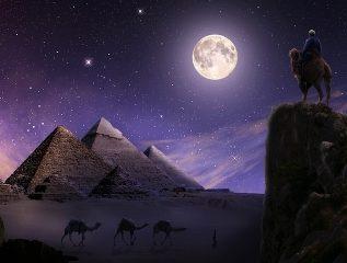 S-a aflat misterul piramidelor? Ele erau locuinţe pentru extratereştrii din vechime, fiind construite şi în România - susţine o lucrare ezoterică