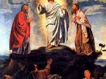 """""""Schimbarea la Faţă"""" a lui Iisus Hristos – un fenomen care arată că Sfântul Duh este real, fiind o energie luminoasă asemănătoare Soarelui"""