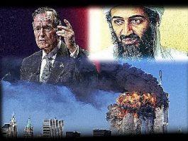 Cu o zi înainte de atentatele teroriste 9/11 de la New York, tatăl preşedintelui George Bush participa la o conferinţă de afaceri alături de fratele teroristului Osama bin Laden. Coincidenţă?