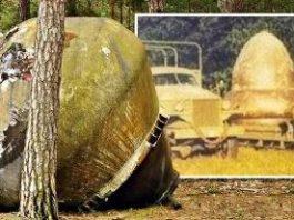 Într-o pădure din Polonia a fost descoperit un obiect misterios: o aeronavă nepământeană căzută din cer sau altceva?