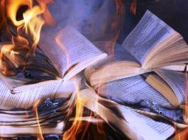 Sute de mii de lucrări preţioase din vremuri imemoriale au fost distruse şi incendiate de-a lungul timpului... Ce-au de ascuns conducătorii lumii?
