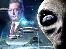 """Fostul preşedinte rus Dmitri Medvedev: """"Nu vă voi spune câți extratereștri sunt printre noi, pentru că asta ar putea crea panică"""""""
