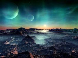 Cum ar arăta viaţa pe alte planete extraterestre? Culorile sunt altfel, dar şi oraşele...