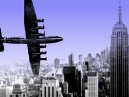 Bombardierul Amerika: planul secret al lui Hitler de a bombarda New York-ul în cel de-al doilea război mondial