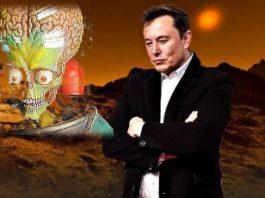 """Într-o carte SF din 1948, se vorbeşte despre o civilizaţie marţiană condusă de un extraterestru pe nume """"Elon""""! Nume asemănător cu Elon Musk, miliardarul ce vrea colonii pe Marte..."""