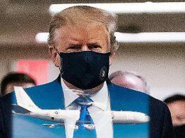 Odată cu îmbolnăvirea preşedintelui Trump cu teribilul Covid-19, două avioane militare strategice Boeing ale Armatei SUA au fost desfăşurate în aer. Doar coincidenţă?