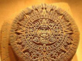 Conform unui calendar mayaş aflat într-un muzeu din Mexic, au existat 4 lumi înaintea celei prezente, iar lumea actuală va fi distrusă prin cutremure puternice