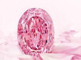 Cine ar da 38 de milioane de dolari pentru un superb diamant roz? Există şi o explicaţie ascunsă, dar care pare prea SF...