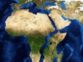 Africa se rupe în bucăţi, iar noi mări vor apărea în interiorul acestui continent - susţine un nou studiu geologic
