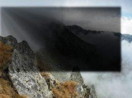 """În Munţii Retezat te poţi întâlni cu o """"rază neagră"""" misterioasă, care face totul întunecat în jurul tău... Iată ce i s-a întâmplat unui excursionist!"""