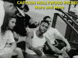 """Unde găsesc o maşină a timpului pentru a mă întoarce în anul 1992?  Atunci întreaga lume era înnebunită după melodia """"More and More"""" a lui """"Captain Hollywood Project""""..."""