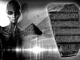 """Extratereştrii din alte lumi care au condus Egiptul antic sunt descrişi în misterioasa Piatră Palermo, dar istoricii consideră totul a fi un """"mit""""..."""