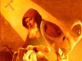 """Cum s-a întâlnit Sf. Anton în deşert cu o """"creatură extraterestră"""".... De unde venea?"""