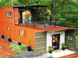 Incredibil ce casă uimitoare şi-a construit un cuplu american, fără să se împrumute la bancă pe zeci de ani!