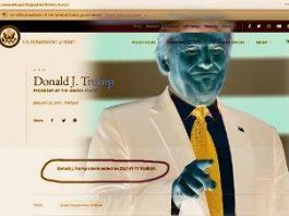 Mesajul extrem de ciudat de pe site-ul oficial al Departamentului de Stat al SUA. Ce se va întâmpla cu preşedintele Trump în următoarele ore!?