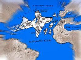 Ipoteza unui fizician german: Atlantida era un continent gigantic, situat în Oceanul Atlantic, dar un meteorit uriaş a distrus-o. Există dovezi?