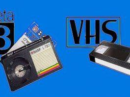 Războiul tehnologic dintre Betamax şi VHS: cine a fost câştigătorul?