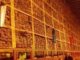 Bibliotecă ascunsă după un zid imens, descoperită într-o mănăstire din Tibet! 84.000 de manuscrise ce ar putea conţine şi istoria interzisă a omenirii!
