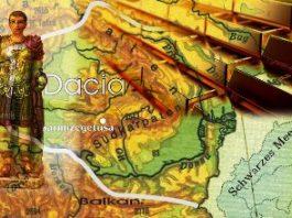 Dacia a fost jefuită de împăratul roman Traian de aur şi argint, astăzi în valoare echivalentă de 95 de miliarde de dolari! O sumă fabuloasă...
