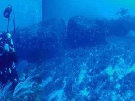 """În Sicilia a fost descoperit un monolit misterios (""""un Stonehenge submarin""""), vechi de cel puţin 9.000 de ani, care ar putea rescrie istoria"""